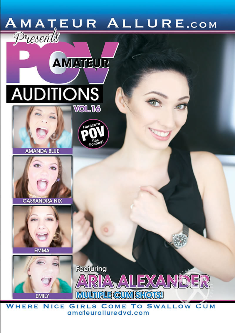 Amateur Pov Auditions 16